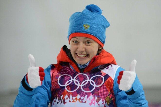 Olga Viluchina   Scanpix nuotr.
