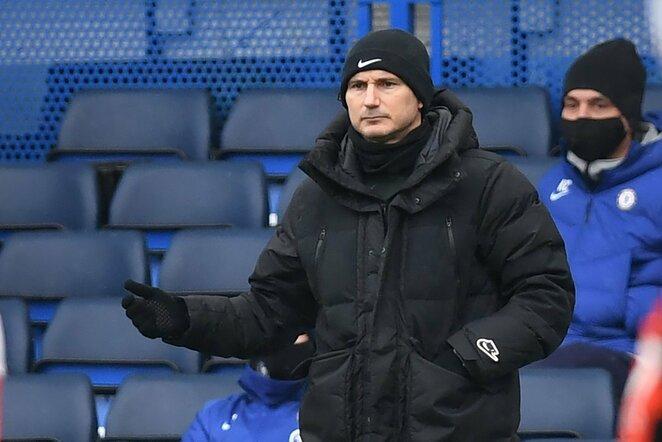 Frankas Lampardas   Scanpix nuotr.