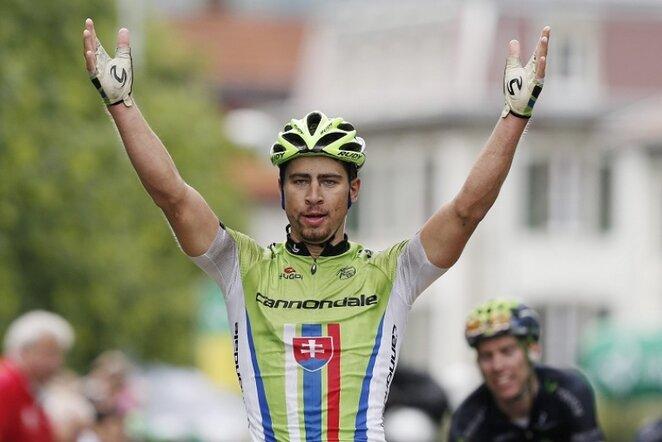 Peteris Saganas | AP/Scanpix nuotr.