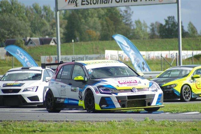 BEC 4 valandų lenktynių finalas Estijoje | Dariaus Kibirkščio nuotr.