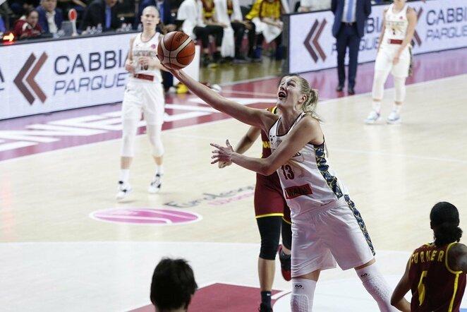 Gintarė Petronytė | FIBA nuotr.