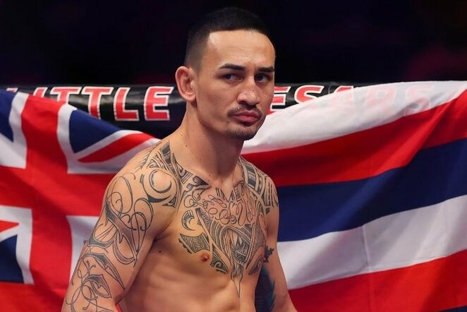 Maxas Holloway | Instagram.com nuotr