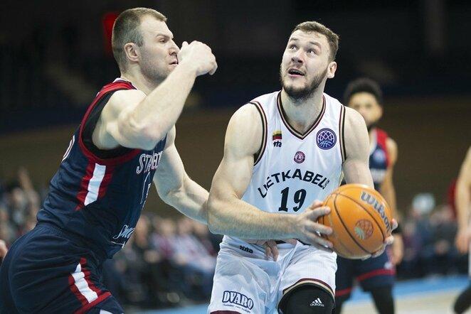 """Lietkabelio"" ir SIG rungtynės | FIBA nuotr."