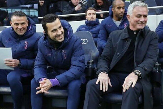 Jose Mourinho | Instagram.com nuotr