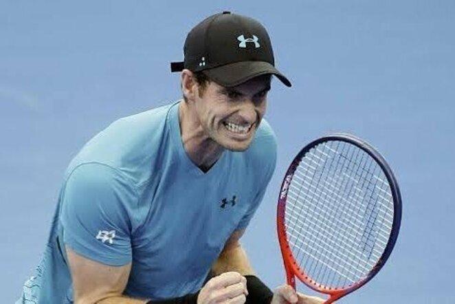 Andy Murray'us | Instagram.com nuotr