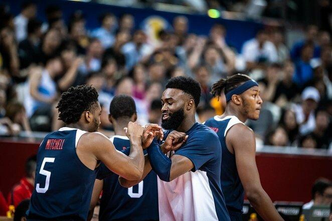 JAV rinktinė | FIBA nuotr.