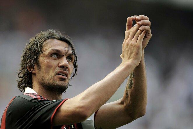 Paolo Maldini   Scanpix nuotr.