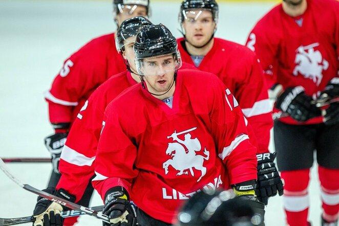 Tadas Kumeliauskas   hockey.lt nuotr.