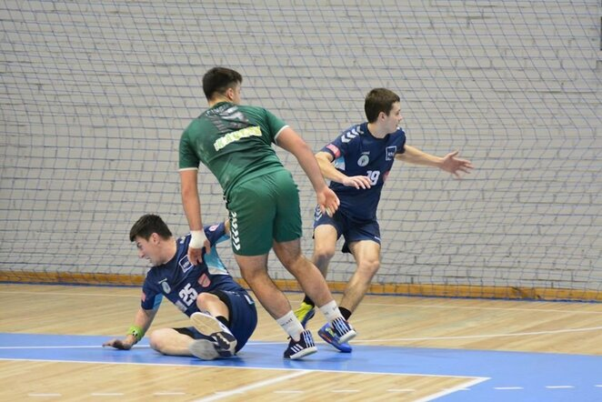 Rungtynių akimirka | Lietuvos rankinio lygos nuotr.