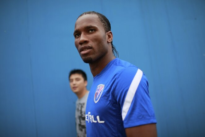 Didieras Drogba   Reuters/Scanpix nuotr.