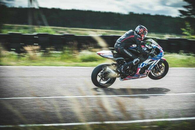 Lietuvos motožiedo čempionato antrasis etapas   Arno Strumilos nuotr.
