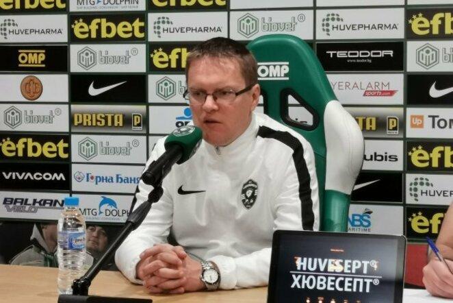 Valdas Dambrauskas   Organizatorių nuotr.