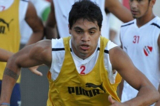 Julianas Velazquezas | www.futebolportenho.com.br nuotr.