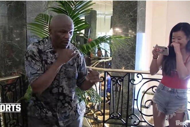 Floydas Mayweatheris vyresnysis | Youtube.com nuotr.