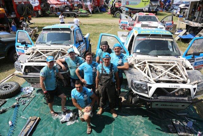 VšĮ Astana Racing nuotr.