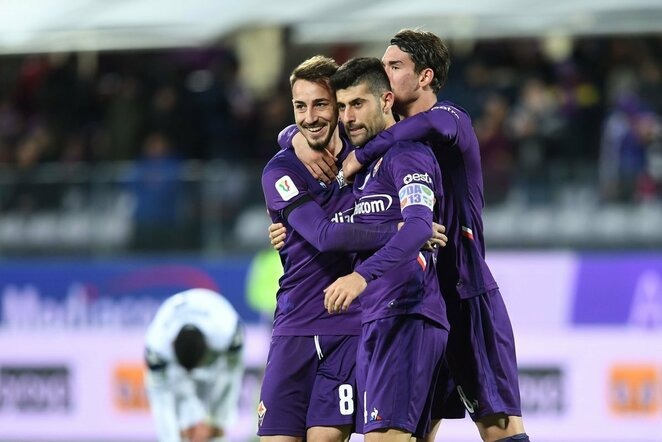"""Fiorentina"" | Scanpix nuotr."