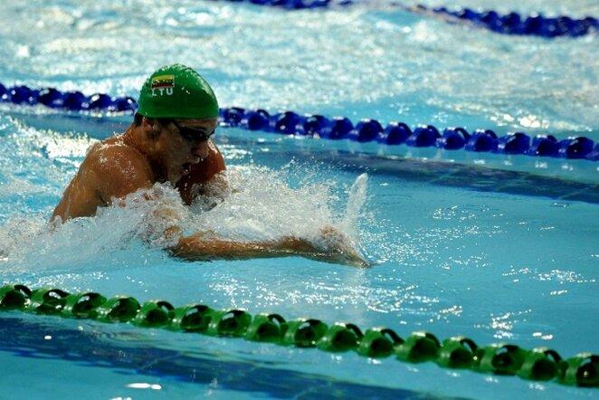 Plaukimas | Fotodiena/Alfredo Pliadžio nuotr.