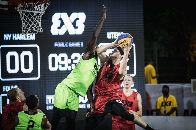 Žygimantas Skučas   FIBA nuotr.