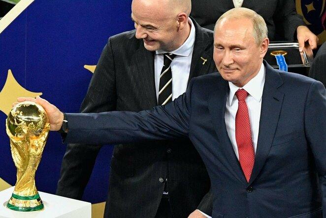 Vladimiras Putinas | Scanpix nuotr.