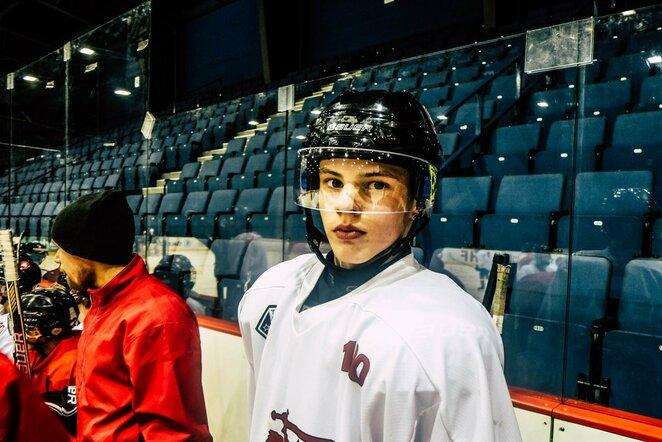 Martynas Grinius | hockey.lt nuotr.