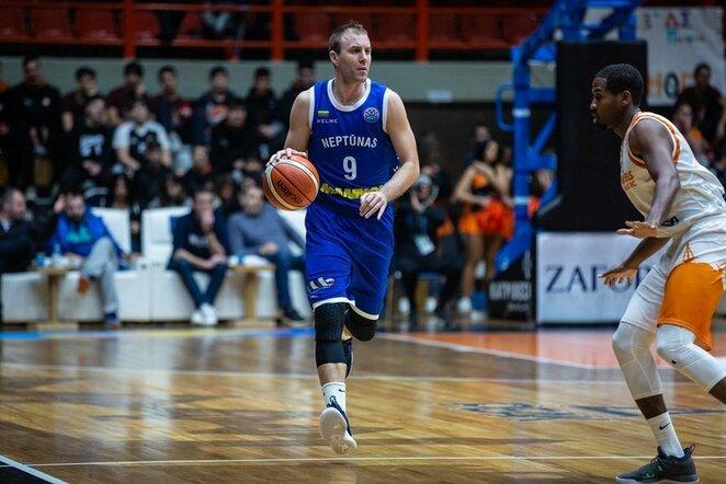 Tomas Delininkaitis | FIBA nuotr.