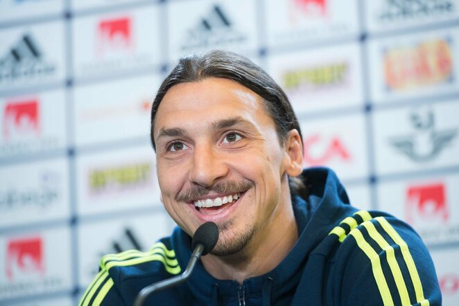 Zlatanas Ibrahimovičius | Scanpix nuotr.