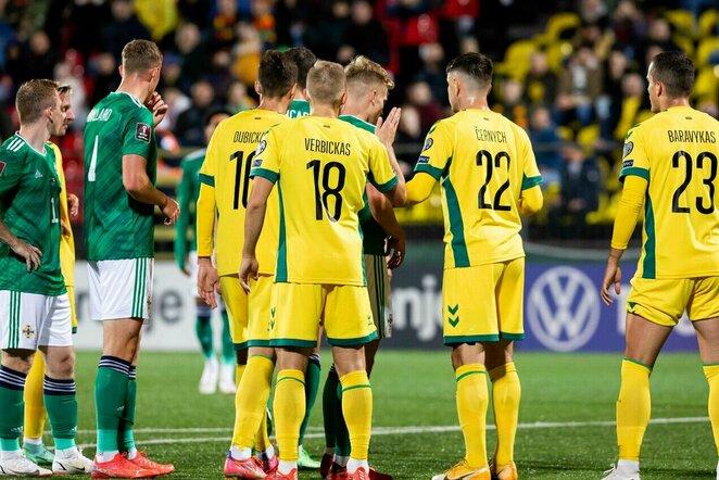 Rungtynių akimirka | Žygimanto Gedvilos / BNS foto nuotr.