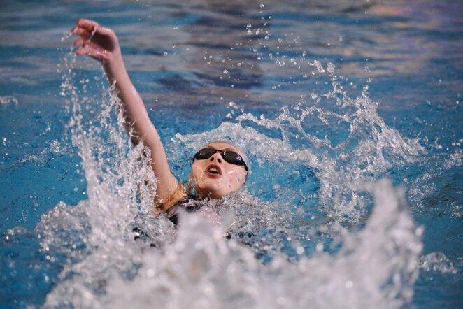 Plaukimas | Fotodiena/Ievos Budzeikaitės nuotr.