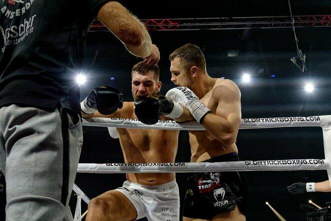 Sergejus Maslobojevas | Sportas.lt/Tito Pacausko nuotr.