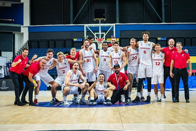 Danija | FIBA nuotr.