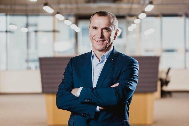 Petras Narbutas   Organizatorių nuotr.