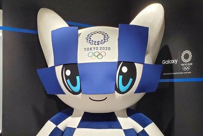 2020m. Tokijo olimpiada | Organizatorių nuotr.