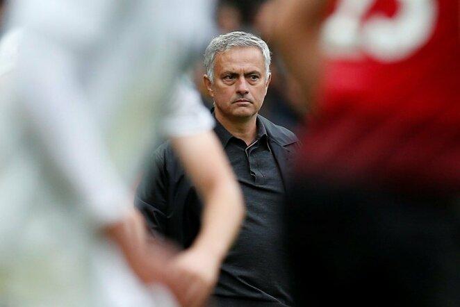 "Anglijos ""Premier"" lyga: ""Manchester United"" - ""Wolverhampton"" (2018.09.22) | Scanpix nuotr."