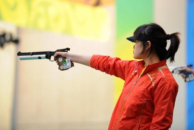 Wenjun Guo   Xinhua/Scanpix nuotr.