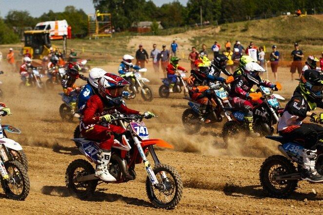Europos motokroso čempionato etapas Šiauliuose | Organizatorių nuotr.