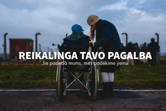 Pagalbos prašymas | Lietuvos paralimpinio komiteto nuotr.
