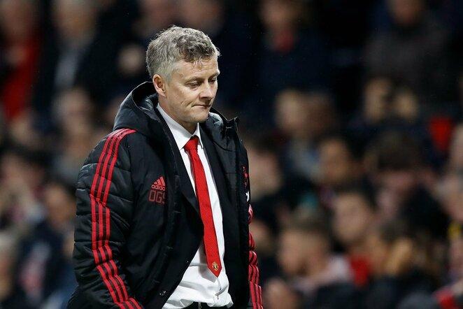 "Anglijos ""Premier"" lyga: ""Manchester United"" - ""Bournemouth""   Scanpix nuotr."