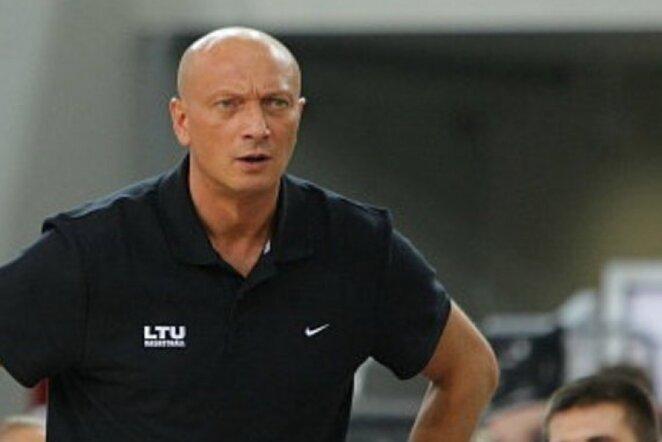 R.Butautas renka komandą naujam sezonui (Tomas Tumalovičius, Reporteris.com)