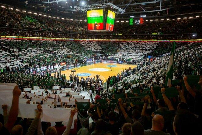 Žalgirio arena | BNS nuotr.