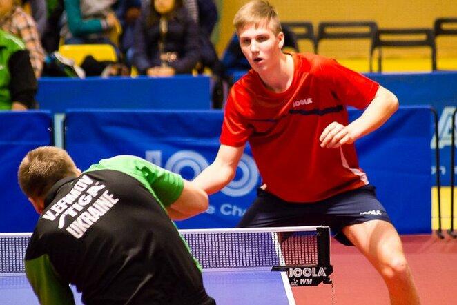 Stalo tenisas | Organizatorių nuotr.