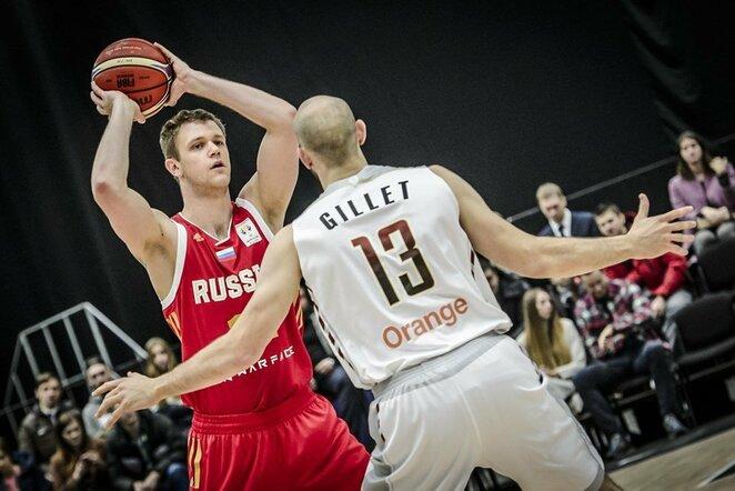 Andrejus Zubkovas   FIBA nuotr.