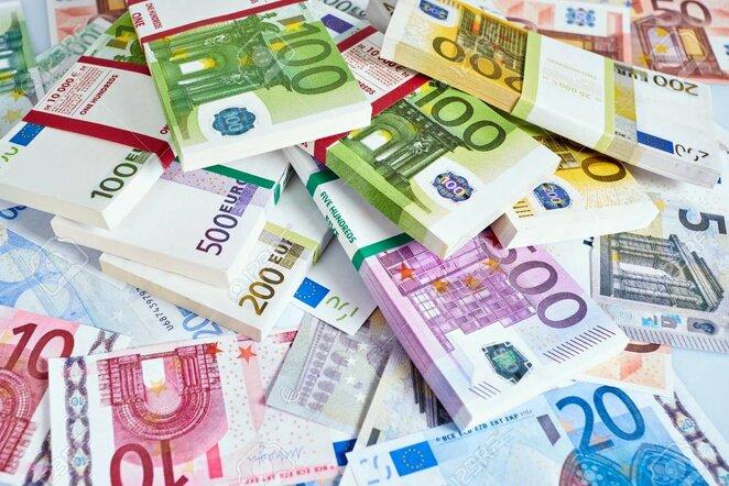Pinigai | Sportas.lt nuotr.