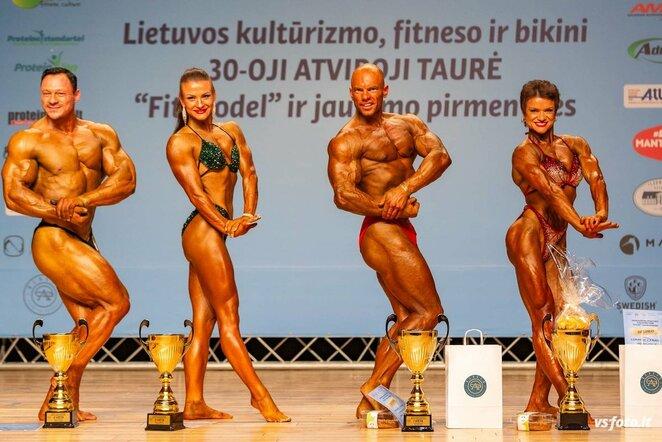 IFBB Lietuvos taurės varžybos ir jaunimo pirmenybės   VS-FOTO.lt nuotr.