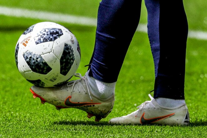 Futbolo kamuolys | Scanpix nuotr.