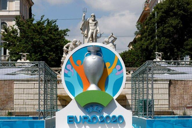 Euro 2020Romoje   Scanpix nuotr.