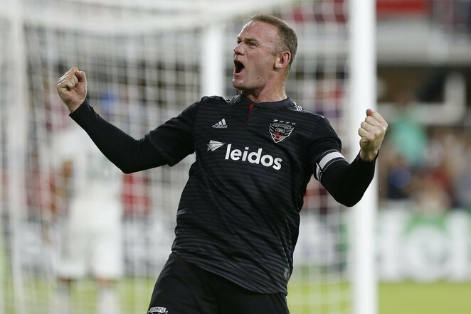 Wayne'as Rooney | Scanpix nuotr.