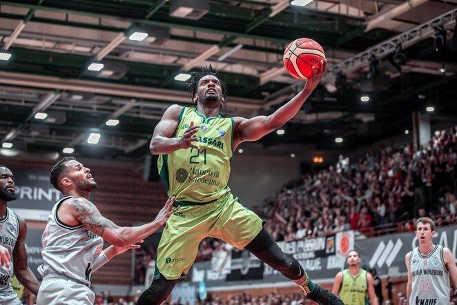 Pierre   FIBA nuotr.