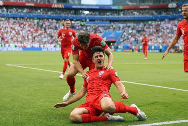 Harry Maguire'as | Scanpix nuotr.