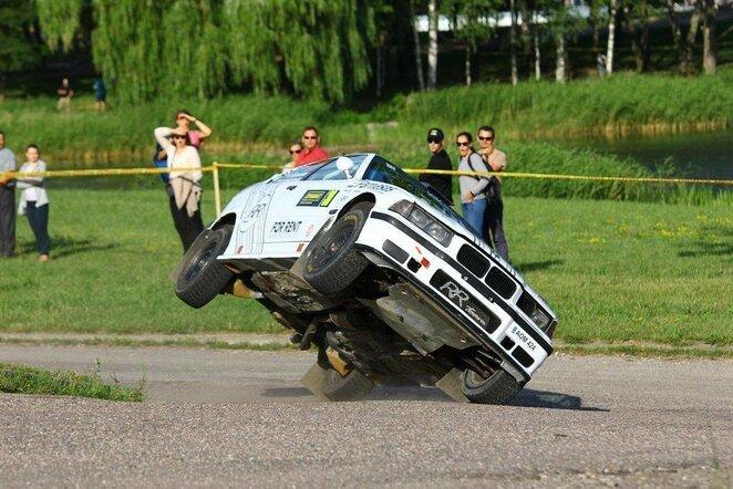 Autosportas   Tomo Markelevičiaus nuotr.