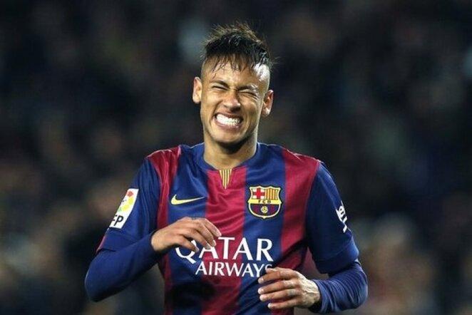 Neymarui bus pasiūlyta nauja sutartis | Reuters/Scanpix nuotr.